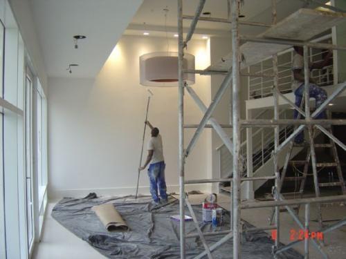 Fotos de Pinturas de paredes-pintura residencial 3