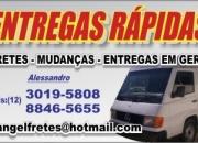 FRETES,MUDANCAS,ENTREGAS URGENTES