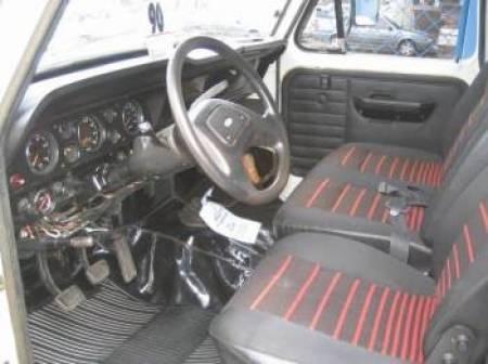 Fotos de Ford f-4000 carroceria de madeira 2