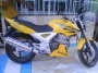 moto twister amarela ano 2008