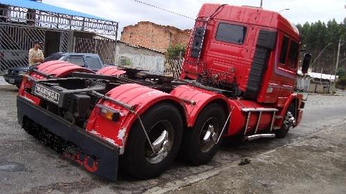 Scania 113 Top Line Trucada   Carros  Motos  Outros