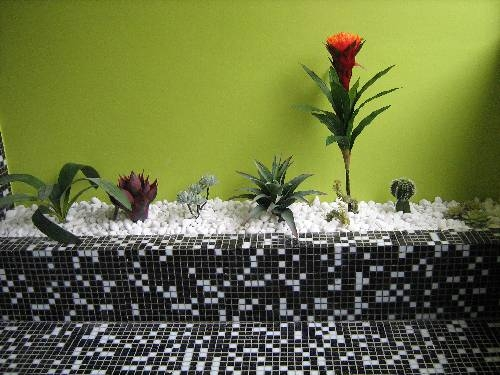 Fotos de arranjos de flores artificiais em Belo Horizonte