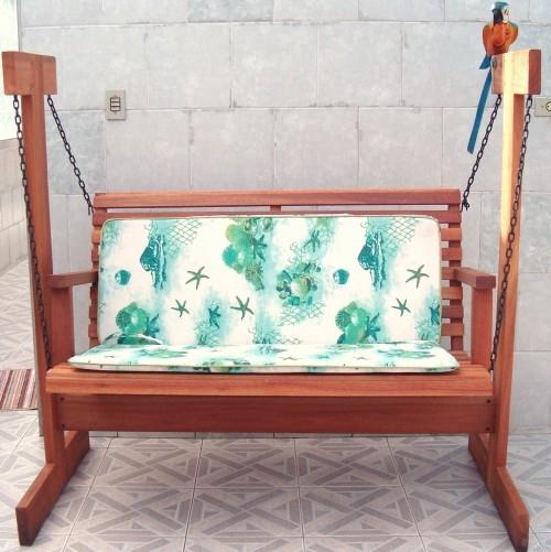 banco de jardim medidas : banco de jardim medidas:Fotos de vendo lindo banco de madeira para jardim- sp- zona sul em