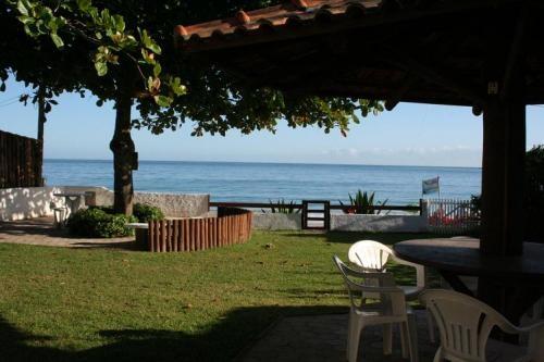 Fotos de Casa na beira mar praia de bombinhas-sc 1