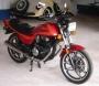 CB 450 Relíquia 1985 Vermelha 50.000 km Toda Original