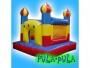 Aluguel de brinquedos para festas e Eventos e mesas decoradas.