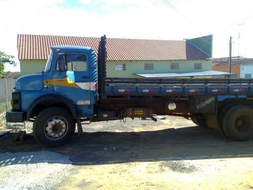Caminhão mercedes benz l1516 modelo 84 promoção!