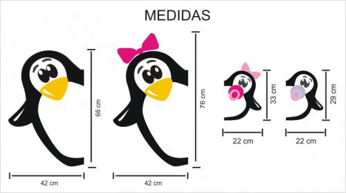Adesivo De Olhos Para Biscuit ~ Adesivo De Geladeira Casal De Pinguim Bed Mattress Sale