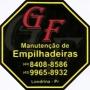 MANUTENÇÃO, REPARAÇÃO E CONSERTO DE EMPILHADEIRA É COM A GF EMPILHADEIRAS