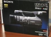 Nova Marca Sony HDR-FX7 HDV 1080i 3CMOS
