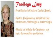 Tarot Campinas - Consultas com Cartas, Búzios e Tarot  - Taróloga LENY