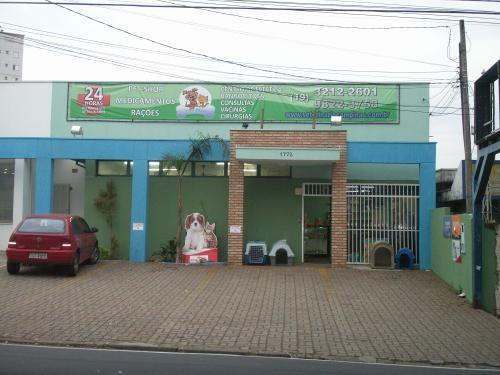 Veterinário 24h campinas / pet shop / banho e tosa