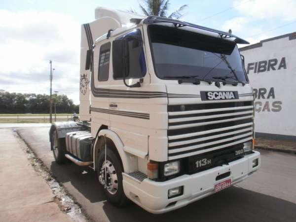 Scania 113 95 360cv Toco  Ravel Caminh  Es   Outros Rodados