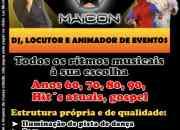 Dj Maicon e Dj Rosy Londrina Som , iluminação, treliça