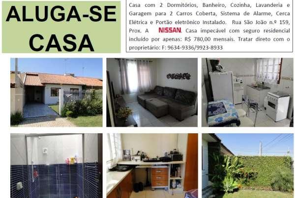 Fotos de aluguel casa sao jose dos pinhais pr em Curitiba
