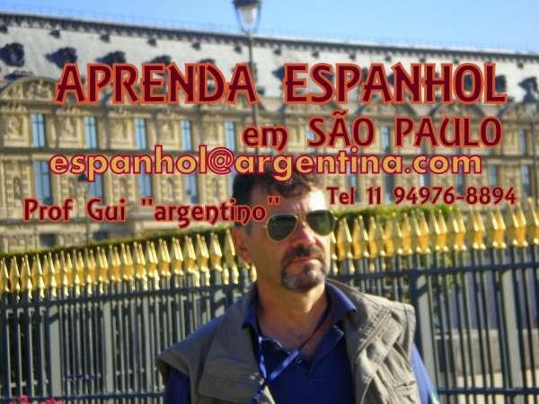 Aulas de espanhol em são paulo......