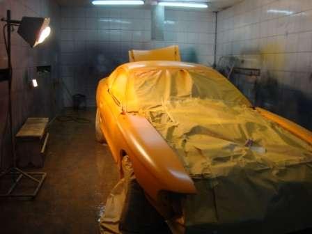Fotos de Funilaria pintura e restauracao de carros antigos 6