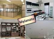 Mylanato Forros e Divisórias * Drywall * Eucatex * PVC * Isopor * Lã de Vidro * Mineral