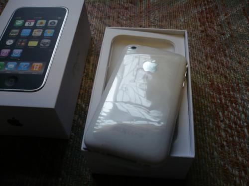 Apple iphone, jurídica desbloqueio, 16g, 3g, novo na caixa selada
