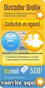 Ganhe 60 reais conectado-se a internet com o discador da orolix