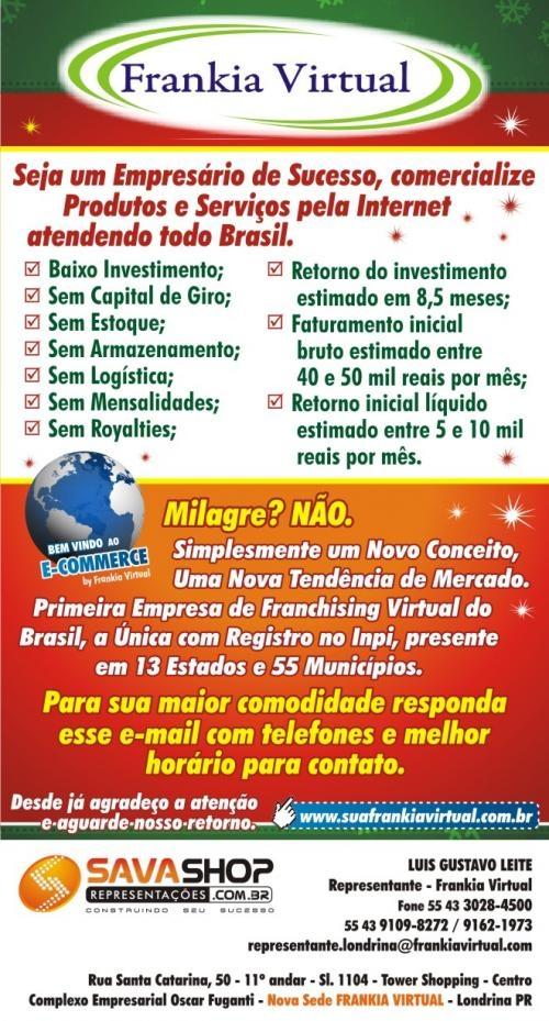 Www.suafrankiavirtual.com.br