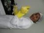 Procuro trabalho de auxiliar de consultório dentário
