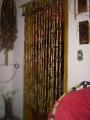 Cortinas Artesanais de Bambu