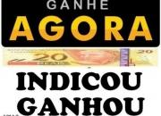 INDIQUE E GANHE R$10,00 REAIS DIRETO NA SUA CONTA