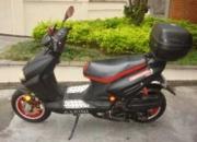 vendo ou troco moto semi nova 125cc ano 2006