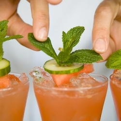 Del cocktail bar em festas