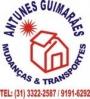 ANTUNES GUIMARAES MUDANÇAS RESIDENCIAIS EM BH / CONTAGEM 31-33222587