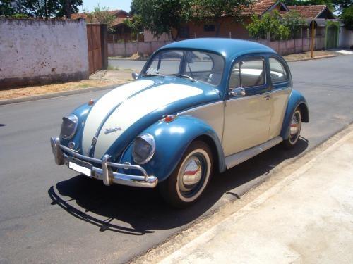Fusca 1200 original ano 1964