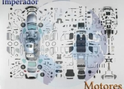 CAPO / FAROL / LANTERNA  BMW 320  - F: (11) 2203-8899
