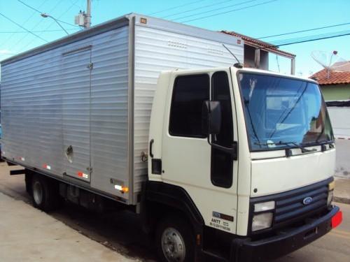 Ford cargo 814 ano 97 tel (12)3029-3536 ou (12)8118-5621