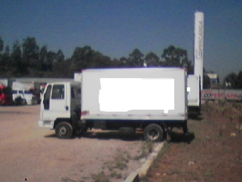 Ford cargo 815 s ano 2004 chassi