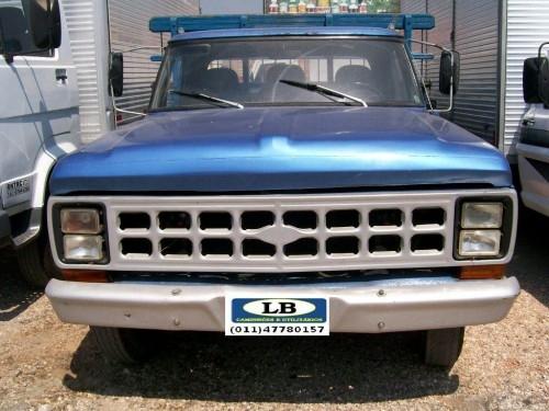 Ford f4000 78/79 azul(11)4778-0157(luiz ou marilia)