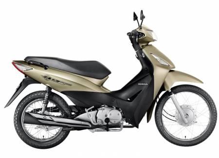 Honda biz 125 es 2010 - r$ 6.590,00