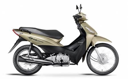 Honda biz 125 novissima