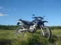 lander xtz 250 yamaha de cor preta ano 2007 R$ 8.300,00