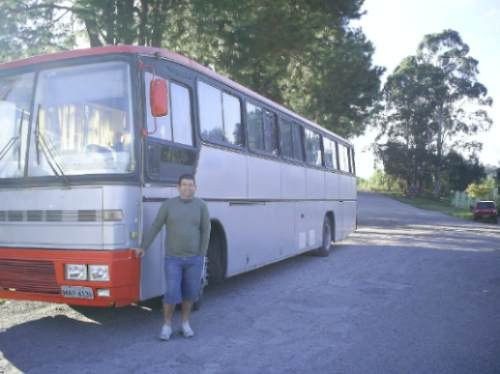 Motor home viaggio 89 com garagem