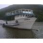 pescaria de barcos e lanchas em alto mar bertioga 7*34304