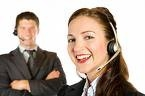 Produtores de mala direta e atendentes de telemarketing