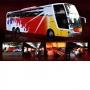 Vendo Onibus Scania Busscar Jum Bus R