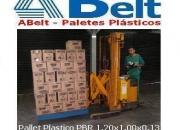 ABelt Europallets Euro Pallets Plásticos preço fob fábrica