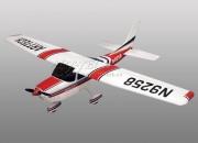 Aeromodelo Eletrico 4ch Cesnna 182 Rtf C/ Simulador
