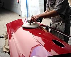 Apostila manual para pintura de automóveis
