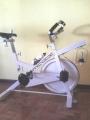 Bicicleta de avaliação física nova