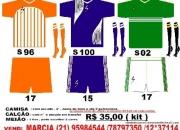 JOGO DE CAMISA PERSONALIZADO VEND MARCIA 95984544/12*37114