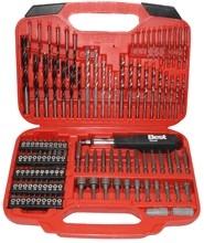 Jogo de ferramentas com 117 peças e maleta - best tools