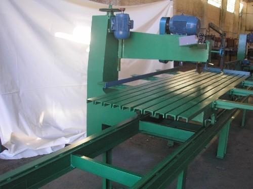 Maquina de serrar granito srv